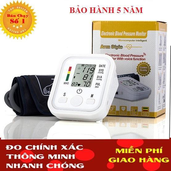 Nơi bán Máy Đo Huyết Áp Monitor B02R- Bảo Hành 5 Năm