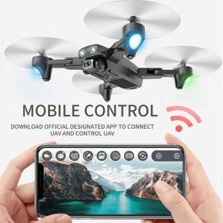 [Định vị]Máy bay flycam 4k FULL HD,flycam giá rẻ có camera,điều khiển từ xa có định vị -Truyền ảnh trực tiếp về điện thoại, thời gian bay 20 phút,chế độ bay không đầu thumbnail