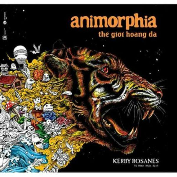 Sách - Animorphia Thế Giới Hoang Dã