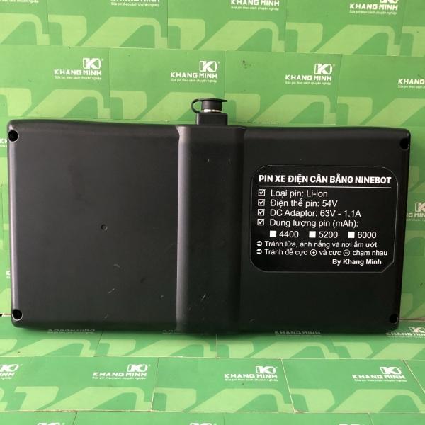 Phân phối Pin xe cân bằng 2 bánh 54V, hàng cam kết dung lượng chuẩn, dòng xả cao