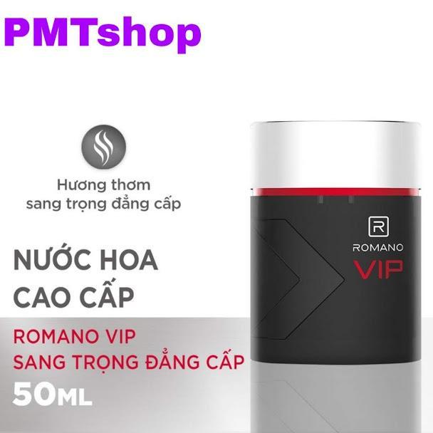 Nước hoa cao cấp Romano Vip 50ml sang trọng đẳng cấp hương nam tính