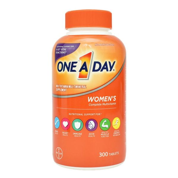 One A Day Womens Multivitamin, 300 Viên (Hộp)
