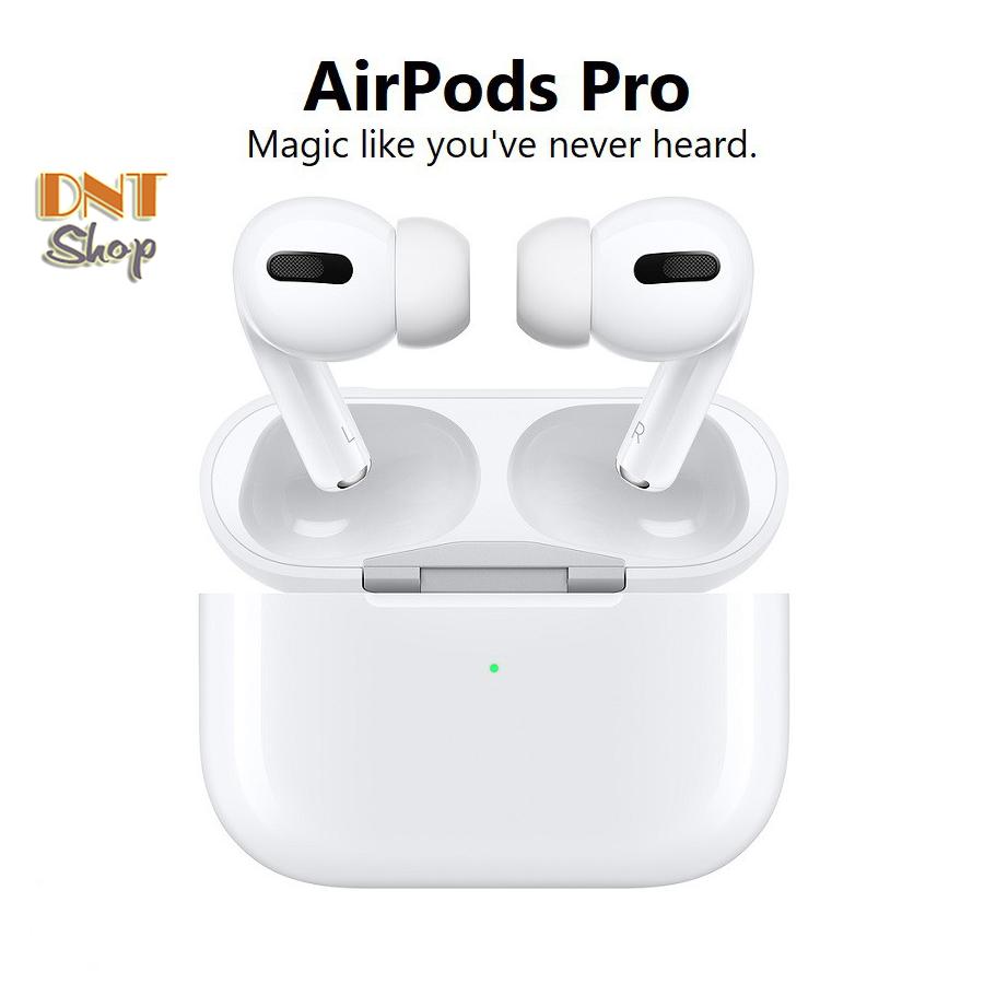 Tai Nghe Apple AirPods Pro True Wireless - MWP22 - Hàng Nhập Khẩu Chính Hãng Apple
