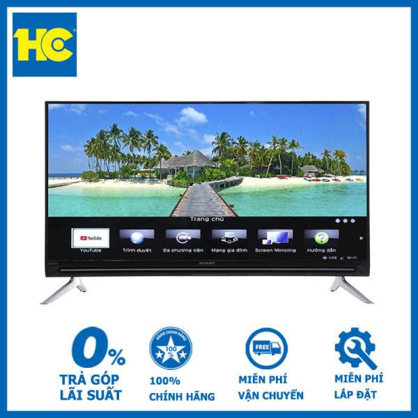Bảng giá Smart Tivi Sharp 32SA4500X 32 inch -Hệ điều hành: Easy Smart -Ứng dụng có sẵn: Youtube, Trình duyệt web -Công nghệ hình ảnh: X2 Master Engine