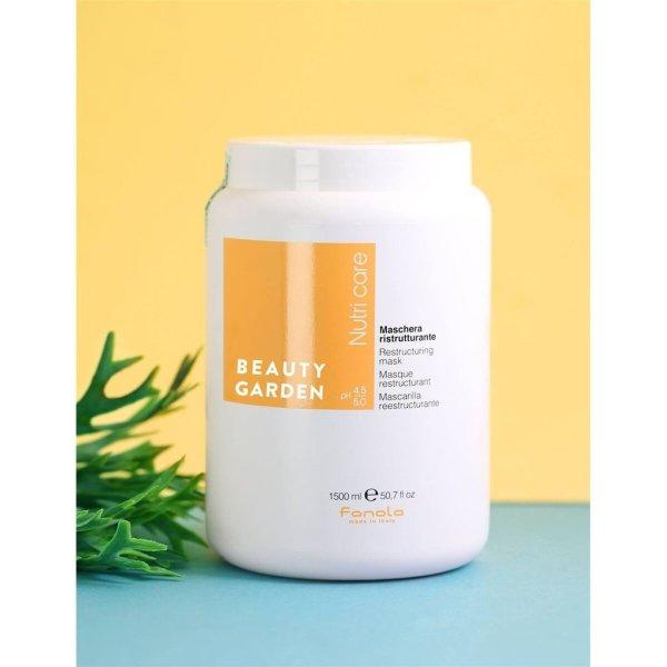 [HCM]Kem ủ tóc Fanola Nutri Care Restructuring Mask 1500ml Italy - Hấp dầu fanola - Mặt nạ ủ tóc - Dầu ủ tóc