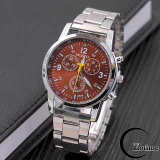 Đồng hồ thời trang nam đeo tay cao cấp dây kim loại siêu đẹp ZO103 thumbnail