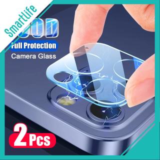 Cường lực bảo vệ camera iphone 12 12pro 12promax ( combo 2c ) thumbnail
