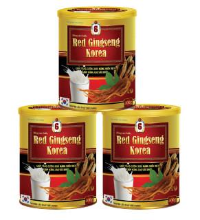 [Hộp 500g] Sữa Bột Hồng Sâm Baby Red Gingseng Korea- Giúp Tăng Cường Khả Năng Miễn Dịch, Nâng Cao SứcKhỏe, - NguyênLiệuNhậpKhẩu Korea thumbnail
