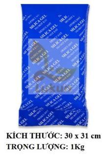 Gói Hút Ẩm Silicagel 5kg loại túi 1/2/3/4/5/10/20/50/100gr/200/500/1000g - Hạt chống ẩm LuKun