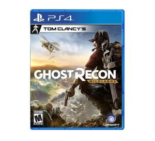 Đĩa game Tom Clancy Ghost Recon Wildlands PS4 thumbnail