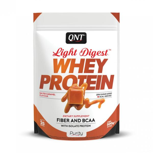 LIGHT DIGEST WHEY PROTEIN SALTED CARAMEL