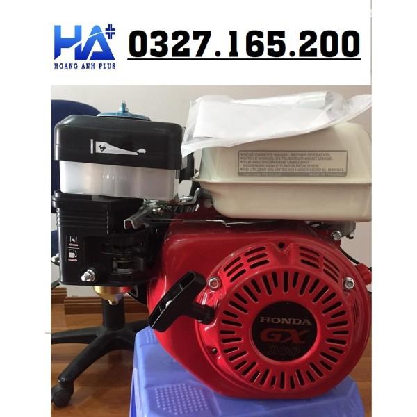 Máy Nổ – Động Cơ Xăng Honda GX200 6.5HP Trục Lệch Giảm Tốc