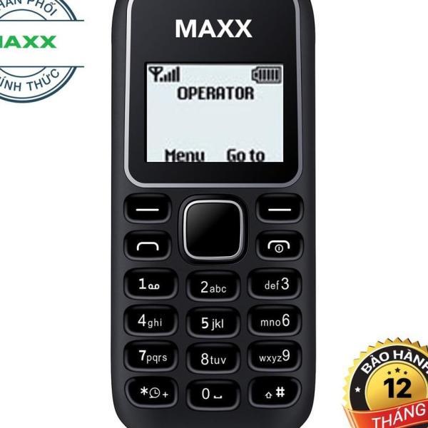 ĐIỆN THOẠI ĐI ĐỘNG MAXX N1280 HUYỂN THOẠI-  BẢO HÀNH 12 THÁNG