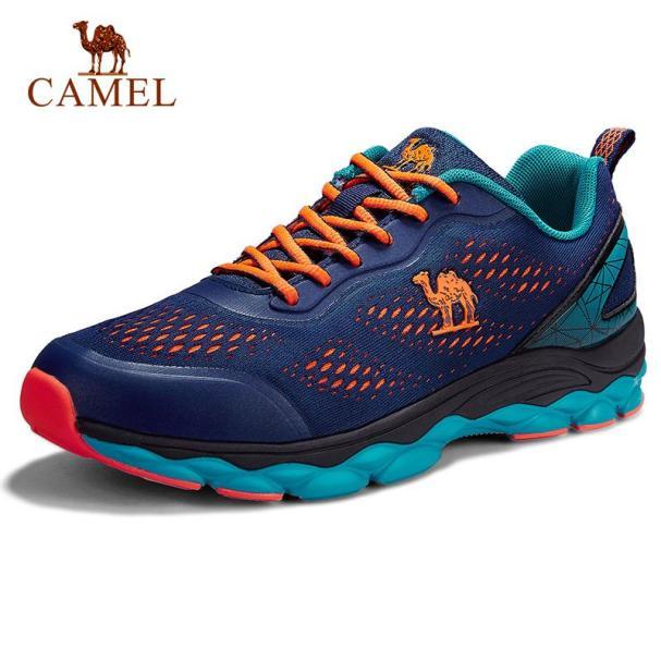 Giày chạy bộ nam nữ Camel siêu nhẹ êm chân chống trơn trượt giá rẻ