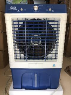 (Chính hãng) Quạt điều hòa AQUA 65L nước 150W 8000m3 gió AQ-8000- Bơm tự ngắt động cơ đồng- Quạt điều hòa hơi nước- Bảo hành 1 năm thumbnail