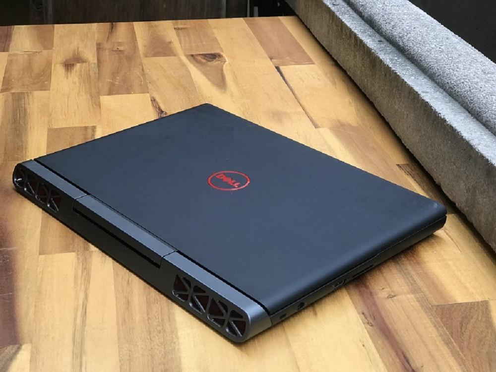 Laptop Dell inspiron N 7466 i5 6300HQ RAM 4GB SSD128G HDD 500GB GTX950M 14.0 HD