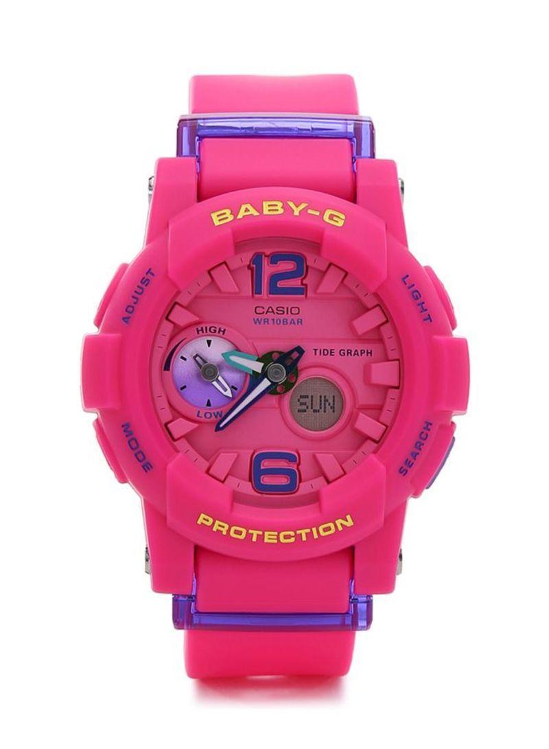 Đồng Hồ Casio Nữ Baby-G BGA-180-4B3DR [ XÁCH TAY ] bán chạy
