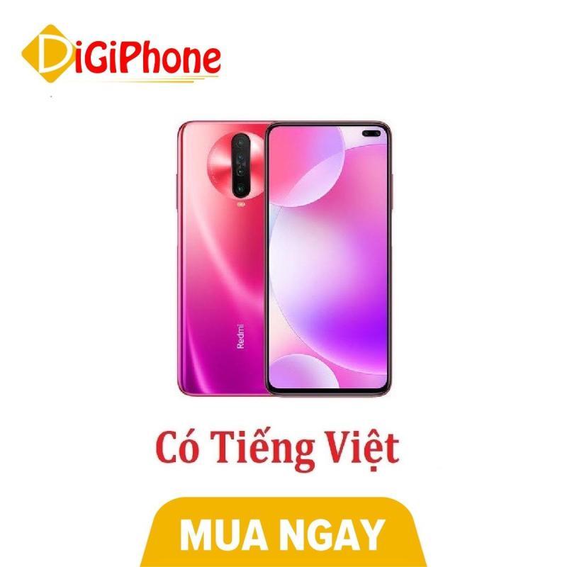 Xiaomi Redmi K30  128GB Ram 8GB tiếng Việt - Hàng nhập khẩu