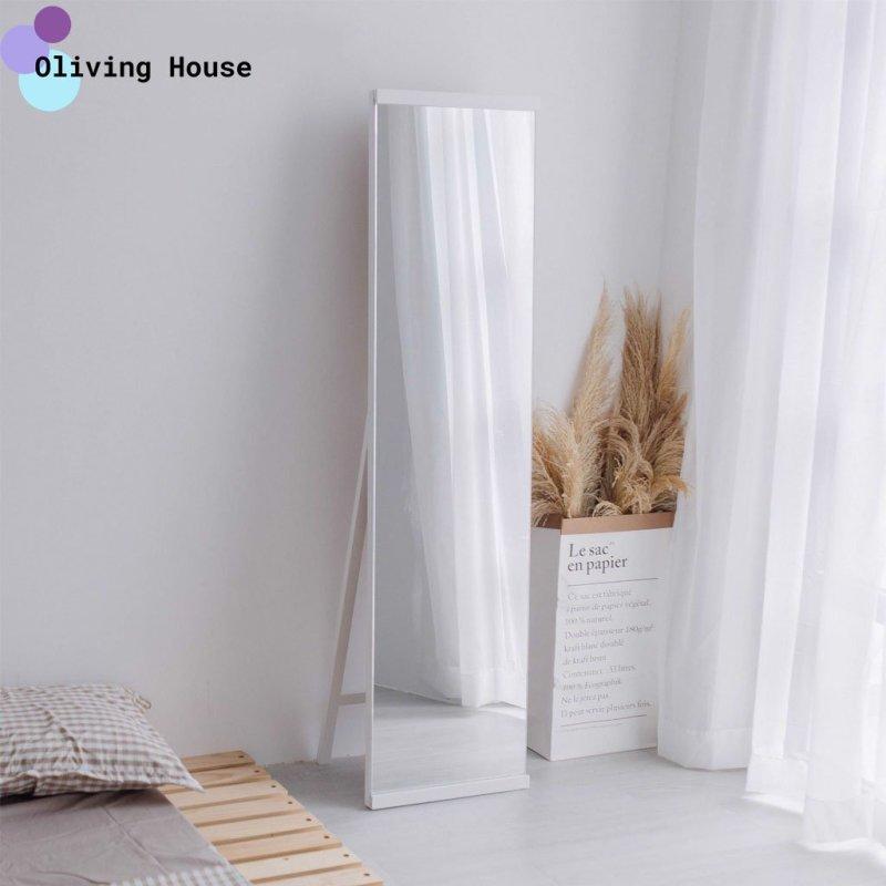 Gương soi toàn thân tràn viền 40*170 trang trí nhà cửa - Nội Thất Ori- A Mirror - White