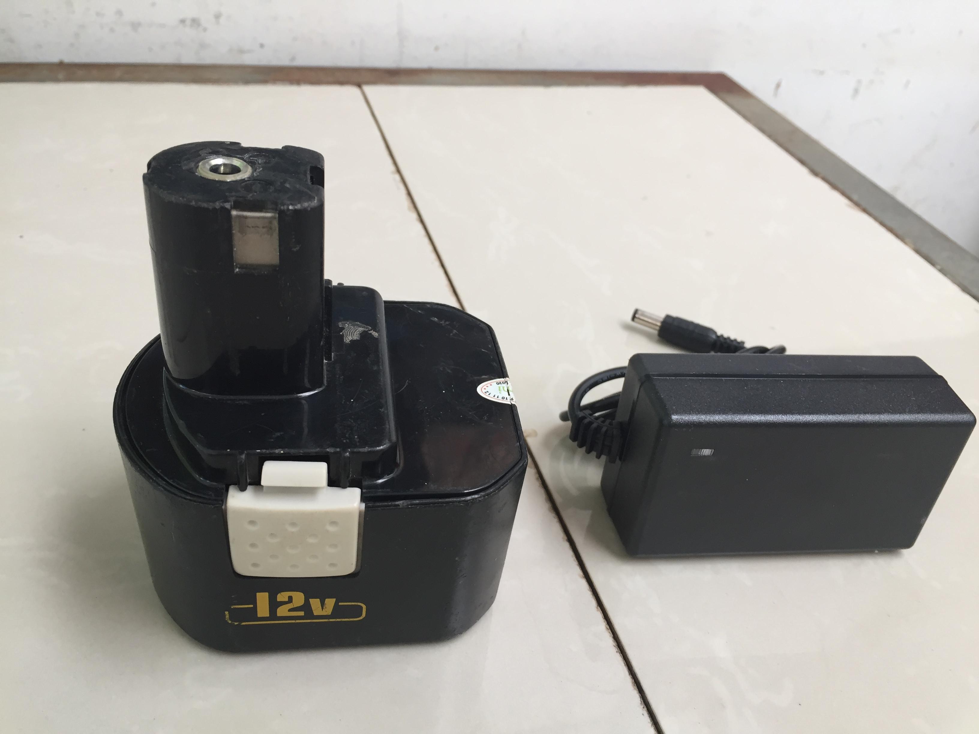Pin Ryobi 12V 2.5A Được Làm Từ Pin Samsung Mới