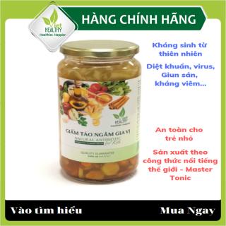 Kháng sinh tự nhiên Viet Healthy dành cho trẻ em-KSTE VietHealthy giúp thải độc, tiêu viêm, chống viêm, hỗ trợ diệt vi khuẩn, virus, giun sán, nâng cao miễn dịch, phòng ngừa các bệnh mãn tính-Viethealthy thumbnail