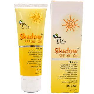 Fixderma Gel Chô ng Nă ng Shadow Spf30+ Gel 75g thumbnail
