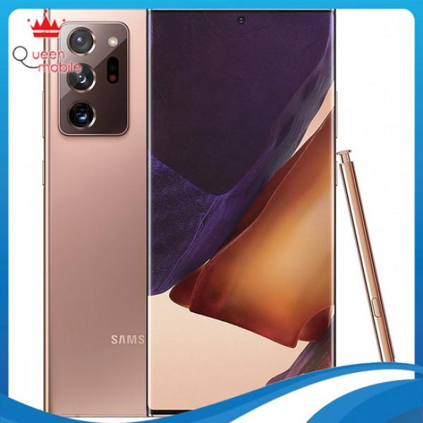 [Trả góp 0%]Điện Thoại Samsung Galaxy Note 20 Ultra (8GB/256GB) - Đã kích hoạt bảo hành điện tử