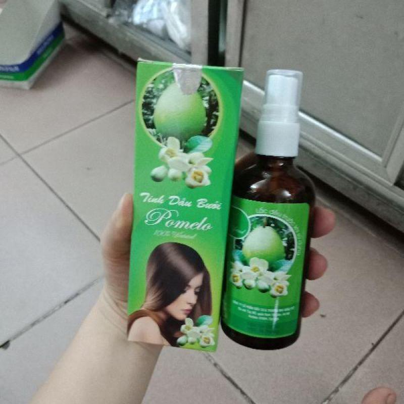 Tinh dầu bưởi Pomelo ngăn rụng tóc kích thích mọc tóc lọ 150ml