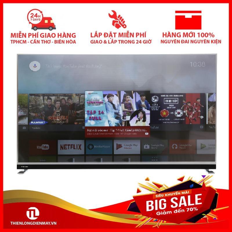Bảng giá Android Tivi Toshiba 4K 49 inch 49U9750