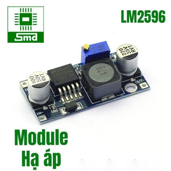 Bảng giá Module hạ áp 3A LM2596 Phong Vũ