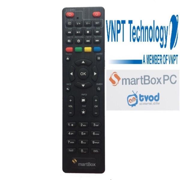 Remote điều khiển đầu thu Mytv VNPT SMARTBOX SMART BOX