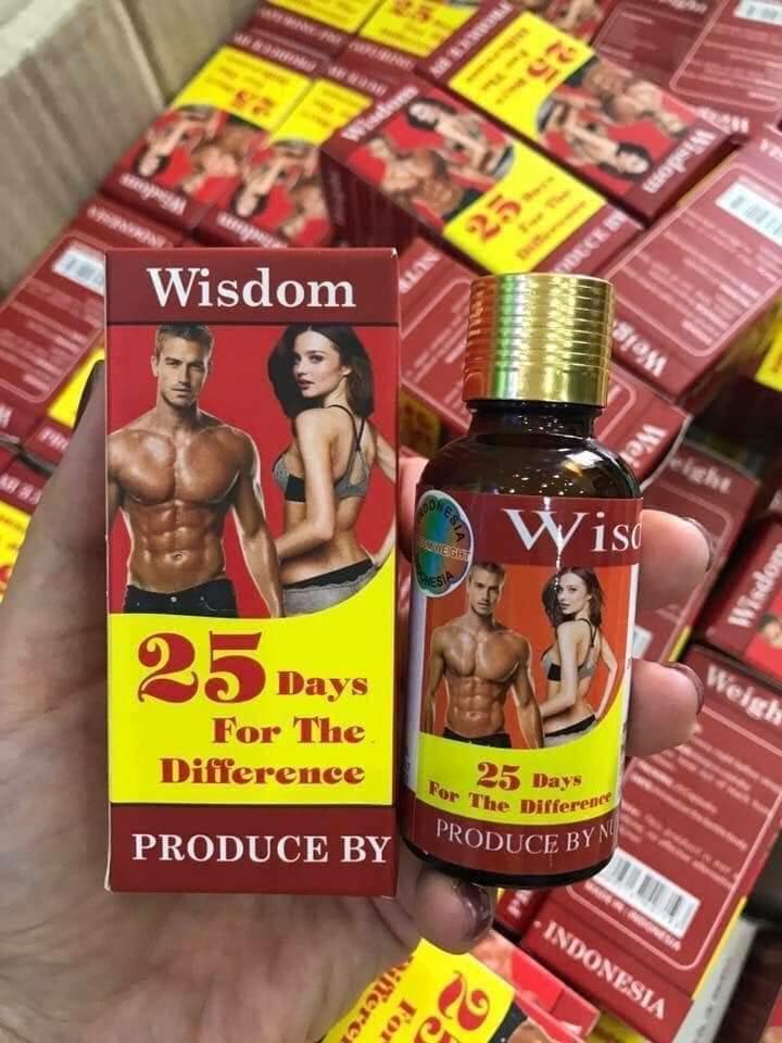 Thuốc Tăng Cân Chắc Thịt Vitamin Wisdom Weight