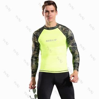 Quần áo lặn biển S60, quần áo bơi mau khô, co giãn cao cấp - POKI thumbnail