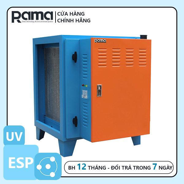 Bảng giá [ RAMA ] Máy lọc tĩnh điện lọc khói bụi bếp ăn công nghiệp Rama R6000 Điện máy Pico