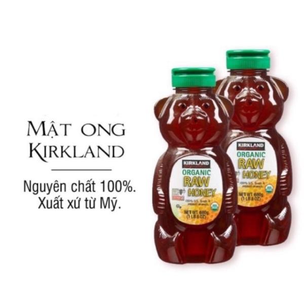 🌻🌼Mật Ong Kirkland Signature Organic Honey 680G🌼🌻 cao cấp
