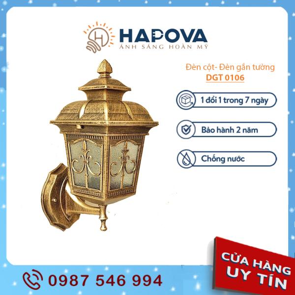 Bảng giá Đèn gắn tường HAPOVA DGT 0106 trang trí cầu thang cột sảnh . Cam kết giá tốt trên thị trường.