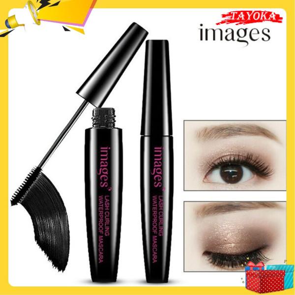 TAYOKA-Mascara IMAGES chuốt mi dài và cong vút chuốt mi đẹp makeup trang điểm TK-15 giá rẻ