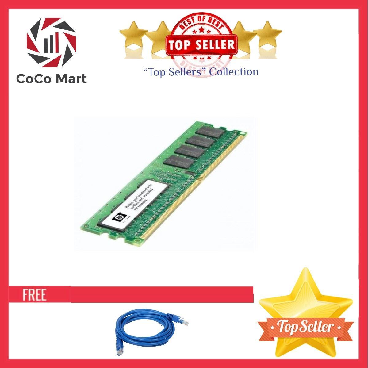 Ram ECC Máy Trạm HP 4GB, DDR 3, Bus 1333Mhz Siêu Bền