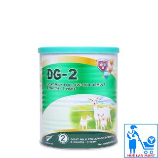 Sữa Bột DG-2 Goat Milk Follow - On Formula Hộp 400g (Dành cho trẻ từ 6 36 tháng tuổi) thumbnail