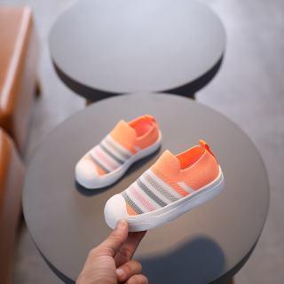 Giày Trẻ Em Mùa Xuân Giày Thể Thao Nữ Để Chạy Giày Thường Ngày Cho Bé Trai Giày Thể Thao Trẻ Em Ngoài Trời 1-6Y