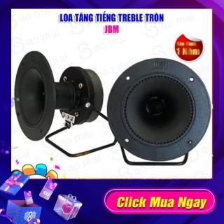 Bộ 2 Loa Treble JBM 200W họng Tròn, Bổ sung cho dàn thiếu treble ( Tặng tụ và dây loa ) thumbnail