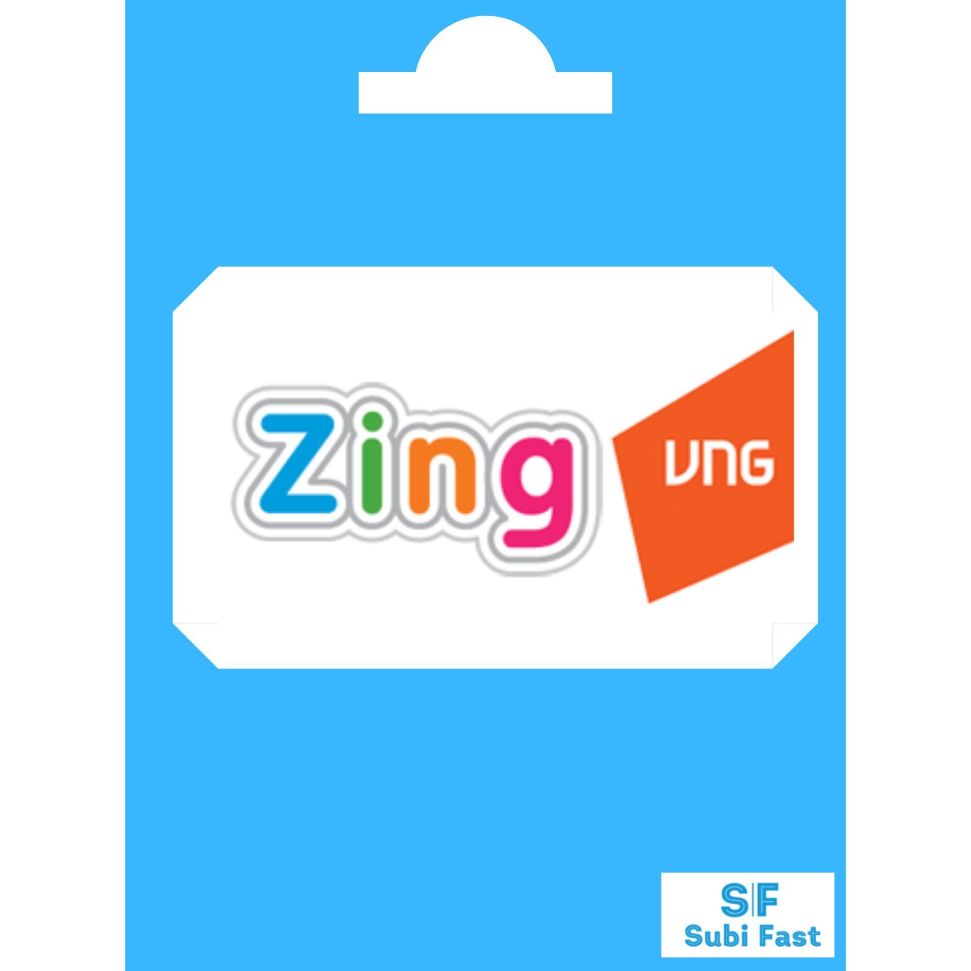 Thẻ Zing 50K - Nhận Mã Siêu Nhanh [sms] Bất Ngờ Giảm Giá