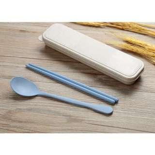 Bộ đũa thìa dĩa lúa mạch