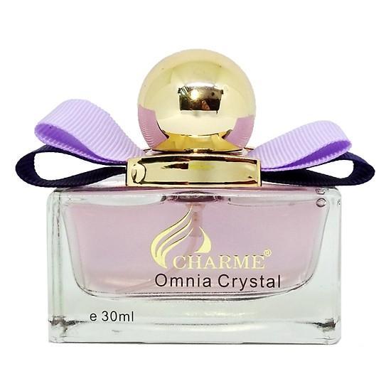 Nước hoa nữ Omnia Crystal  - NỮ TÍNH, QUYẾN RŨ ĐẦY QUÝ PHÁI (30ML) nhập khẩu