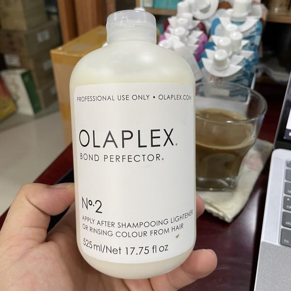 [HCM]Chai phục hồi tóc hư tổn Olaplex No.2 Bond Perfector số 2 ( 525ml) giá rẻ