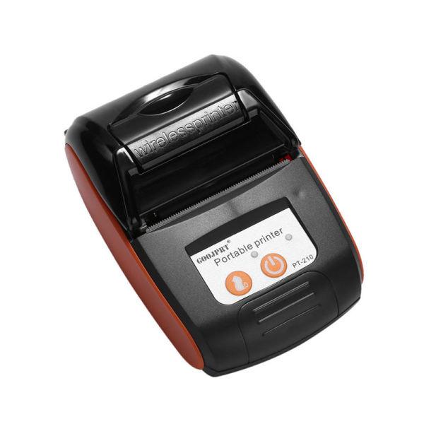 Bảng giá Goojprt Pt210 58Mm Bluetooth Thermal Printer Portable Wireless Receipt Machine For Windows Android Ios Eu Plug Phong Vũ