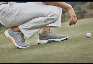 [Sale]Giày chơi Golf nam ECCO M GOLF BIOM H4 [GORE-TEX Công nghệ 100% kháng nước] thumbnail