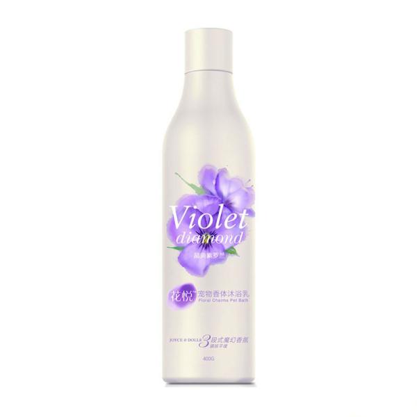 Sữa Tắm Cho Chó Mèo Joyce & Dolls Violet Diamond 400ml