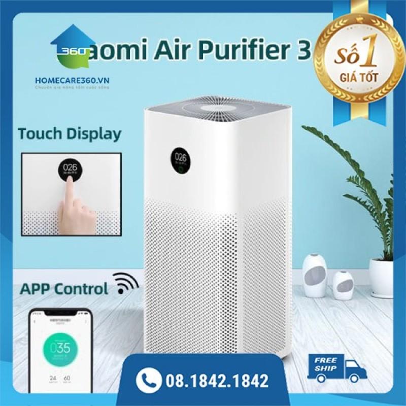 Máy lọc không khí Xiaomi Mi Air Purifier 3H Chính hãng BH 12 tháng