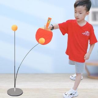 Bộ đồ chơi đánh bóng bàn tự động, luyện phản xạ cho bé thumbnail